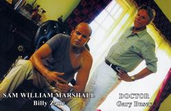 Billy Zane, Gary Busey