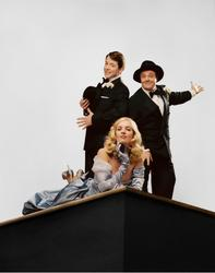 Nathan Lane, Matthew Broderick, Uma Thurman