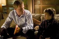 Paul Bettany, Jimmy Bennett