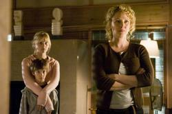 Virginia Madsen, Carly Schroeder, Jimmy Bennett