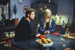 Greg Kinnear, Hope Davis