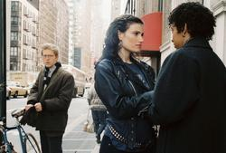 Idina Menzel, Anthony Rapp, Tracie Thoms
