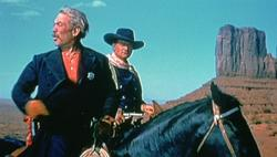 Ward Bond, John Wayne