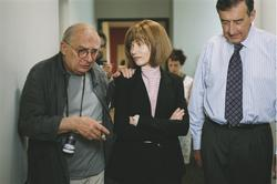 Isabelle Huppert, Claude Chabrol