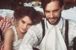 Brooke Shields, Keith Carradine