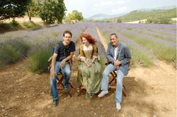 Rachel Hurd-Wood, Bernd Eichinger, Tom Tykwer