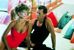 Rachel Ward, James Woods