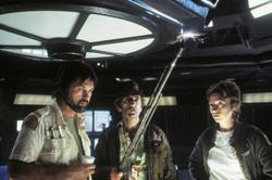 Tom Skerritt, Veronica Cartwright, Harry Dean Stanton