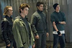 Steven Strait, Taylor Kitsch, Toby Hemingway, Chace Crawford
