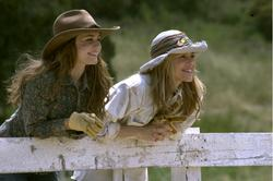 Alison Lohman, Tim McGraw