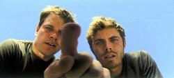 Casey Affleck, Matt Damon