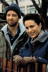 Andie MacDowell, Chris Elliott