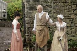 Anne Hathaway, Julie Walters, James Cromwell