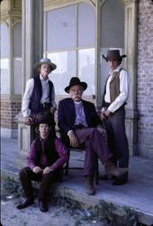 Lee Marvin, Gary Grimes, Ron Howard, Charles Martin Smith