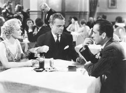 James Cagney, Priscilla Lane, Humphrey Bogart