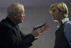 Michael Caine, Jude Law