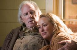 Virginia Madsen, Bruce Dern
