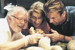Sam Neill, Laura Dern, Richard Attenborough