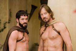 Sean Maguire, Kevin Sorbo