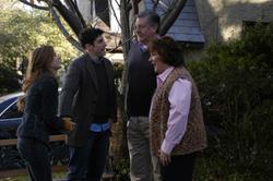 Jason Biggs, Isla Fisher, Edward Herrmann, Margo Martindale