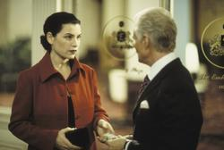 Julianna Margulies, Michael des Barres