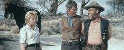 James Coburn, Carroll O'Connor, Margaret Blye