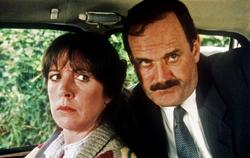 John Cleese, Sharon Maiden