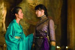 Michelle Yeoh, Isabella Leong
