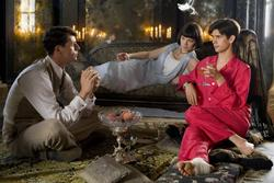 Matthew Goode, Ben Whishaw, Hayley Atwell
