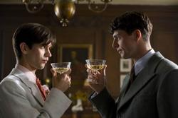 Matthew Goode, Ben Whishaw