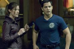 Jennifer Carpenter, Jay Hernandez