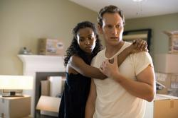 Patrick Wilson, Kerry Washington