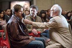 Jim Carrey, John Michael Higgins, Terence Stamp