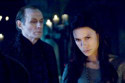 Bill Nighy, Rhona Mitra