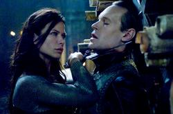 Rhona Mitra, Steven Mackintosh