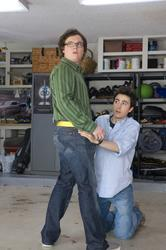 Josh Zuckerman, Clark Duke