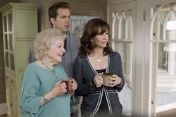 Ryan Reynolds, Mary Steenburgen, Betty White