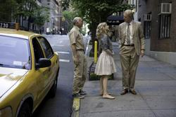 Larry David, Evan Rachel Wood, Ed Begley jr.