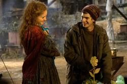 Andrew Garfield, Lily Cole