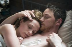 James McAvoy, Kerry Condon