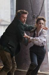 Robert Downey jr., Rachel McAdams