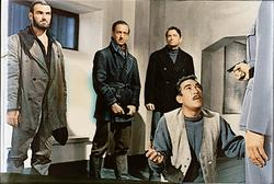 Gregory Peck, David Niven, Anthony Quinn