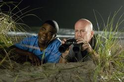 Bruce Willis, Tracy Morgan