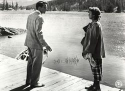 Montgomery Clift, Shelley Winters