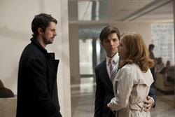 Amy Adams, Matthew Goode, Adam Scott