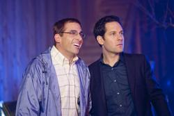 Steve Carell, Paul Rudd