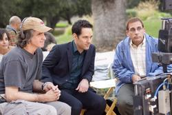 Steve Carell, Paul Rudd, Jay Roach