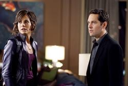 Paul Rudd, Stephanie Szostak