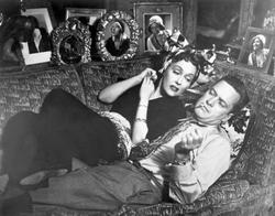 Gloria Swanson, William Holden