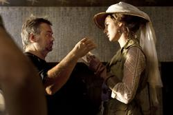 Louise Bourgoin, Luc Besson